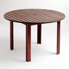 Teak Teak Outdoor Furniture And Dining Table On
