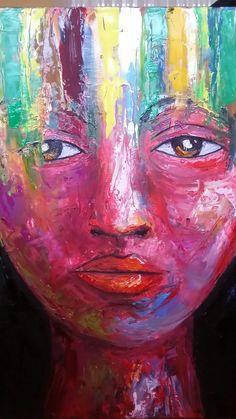 oil on canvas for sale 180 euros