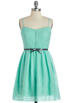 Flower Festival Dress, #ModCloth