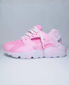 Nike huarache custom Pink