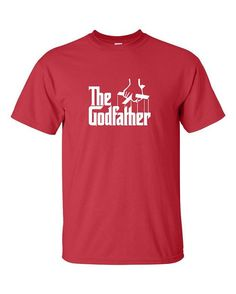 The Godfather T-shirt Funny Family Men's Tee