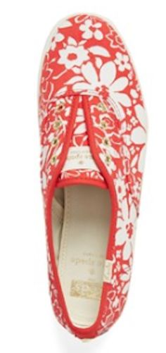Kate Spade canvas sneakers  http://rstyle.me/n/mtswwpdpe