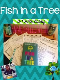 Fish in a Tree Novel Guide!