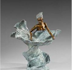 #Танец – как безмолвная #музыка в скульптурах @NathalieSeguin