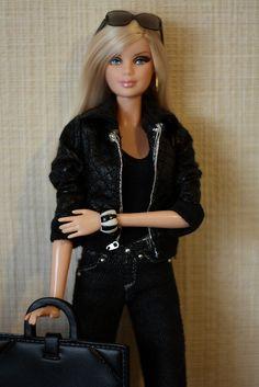 Tim Gunn Barbie.....