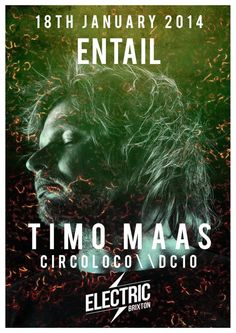 Entail feat. Timo Maas | Electric Brixton | London | https://beatguide.me/london/event/electric-brixton-entail-timo-maas-grand-opening-20140118
