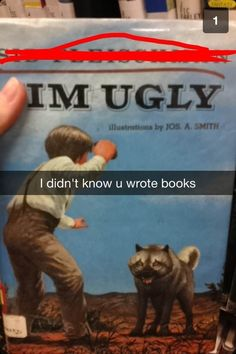 The perfectly captioned children's book snap: | 21 Snapchats With Perfect Captions