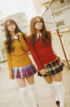 Japanese Nerd Girls - <3