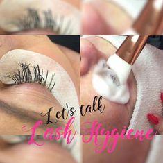513cc769522 Let's Talk Lash Hygiene! Lash Artists, you've no doubt either seen pics