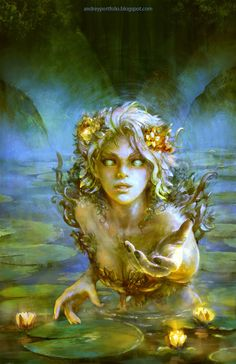 Dryad_2 by Allnamesinuse on DeviantArt