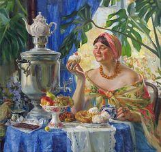 Лакомка, автор Виктория Харченко. Артклуб Gallerix