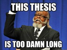 How many words in a phd thesis