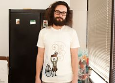 """Threadless is the BEST T-shirt company!  This one is """"I Love the (Eighteen) 80's"""""""