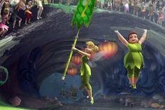 Pixie Hollow Games: The Tinker Fairies