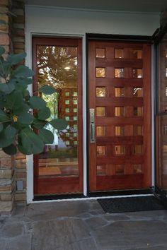 Exterior Doors | double patio door unit with full view windows will ...