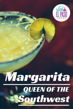 USA Today names the Margarita the Queen of the Southwest #itsallgoodep