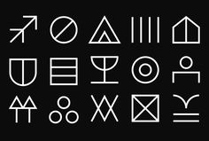 San Marino Design Workshop by Davide Di Gennaro #logo #shapes #vector in Logos and Marks