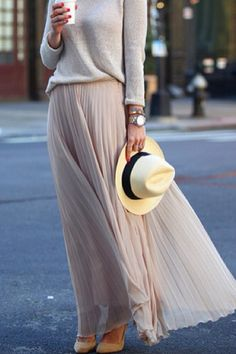 The Tulle Skirt. It Doesn't Get More Feminine Than That | I love ...