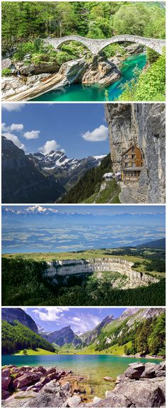 The five most beautiful insider tip hikes in Switzerland - Wanderlust - Europe Destinations, Wanderlust, Asia Travel, Travel Usa, Europa Tour, Places To Travel, Places To Visit, Solo Camping, Les Continents