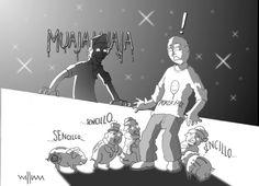 Ellos vienen en Navidad by ~Mediqiam on deviantART