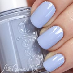 Essie Salt Water Happy - Best of 2015 – The Top 36 Nail Polishes of 2015