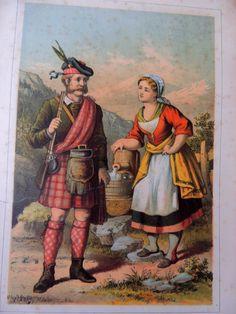 Skottland foto av Cornelia