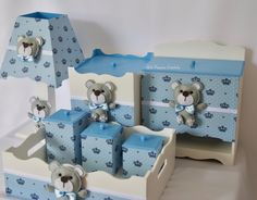 Baby Burberry, Kit Bebe, Ideas Para, Gift Tags, Decoupage, Toddler Bed, Baby Boy, Furniture, Home Decor