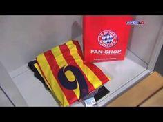 FOOTBALL -  FC Barcelona - A Munic, el Barça va estrenar la samarreta de la senyera - http://lefootball.fr/fc-barcelona-a-munic-el-barca-va-estrenar-la-samarreta-de-la-senyera/