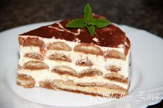 Tiramisu, Dessert Recipes, Desserts, Recipies, Ethnic Recipes, Sweet, Food, Drink, Wicker