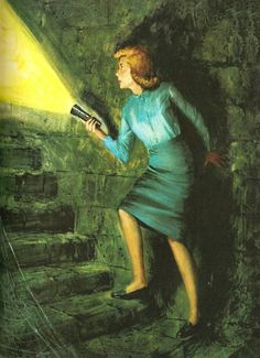 I loved Nancy Drew Mysterious!!! Thank you for the wonderful world of reading!!!!
