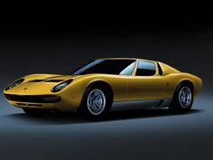 Lamborghini Miura 1971
