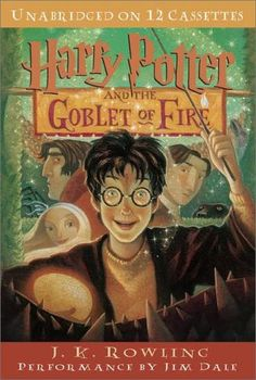 Harry Potter and the Goblet of Fire (Book 4) $8.49