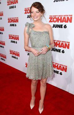 Emma Stone's Style Evolution