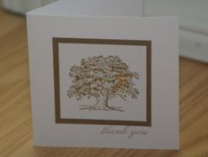 Autumn Thanks by mayodino - Cards and Paper Crafts at Splitcoaststampers