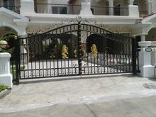 41 Best Boundary Wall Images Boundary Walls Iron Gates Wrought