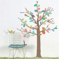 Mimi'lou wall sticker for kids tree