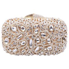 Fawziya Bling Luxury Clutch Purse Handbags Womens Evening Bags     See this  awesome image   Evening Handbags 6a78cd6b4967c