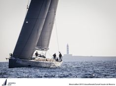 Bon dia #Menorca! Weather forecast for today: From 5 to 10 kts from the 90º. Race Possible coastal race for today.