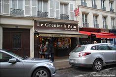 Onde comer uma das melhores baguetes de Paris