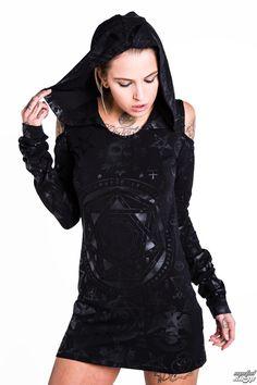 robe pour femmes KILLSTAR - Occult - Noire
