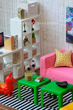 IKEA HUSET doll furniture | Flickr - Photo Sharing!