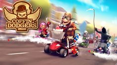 Coffin Dodgers Free Download Pc Poster