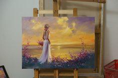 Уроки живописи с Олегом Буйко.