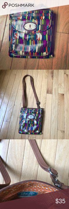 Selling this Fossil bag on Poshmark! My username is: emilyx325. #shopmycloset #poshmark #fashion #shopping #style #forsale #Fossil #Handbags