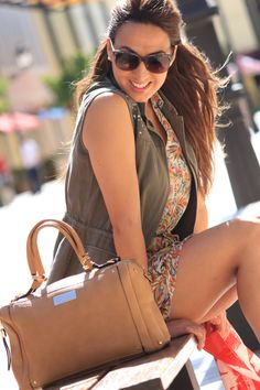 #ElParqueDeLaModa by Leticia Pérez Total look #Amichi #LaNoriaOutletShopping