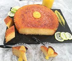 Λεμονόπιτα: ένα κέικ με μοναδική και υπέροχη κρέμα που μοσχοβολάει λεμόνι