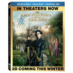 Miss Peregrine's Home For Peculiar Children (3D + Blu-ray + Digital)