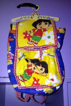 Gracie's Dora Bag