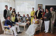 Família dos noivos de AndreNikita Photography