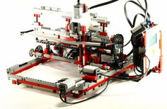 Creatif #LEGO 3D Printer